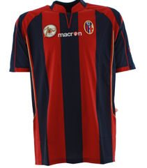 Bologna 2009-10 home shirt