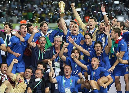 World Cup Winners 2006